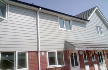 Wooden fascias in Thanet