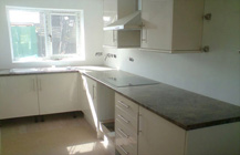 Kitchen installation in Thanet