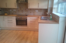 New Kitchen Margate